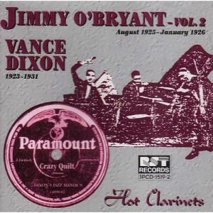 Jimmy O' Bryant Washboard Band
