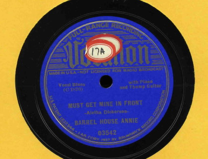 Barrel House Annie B