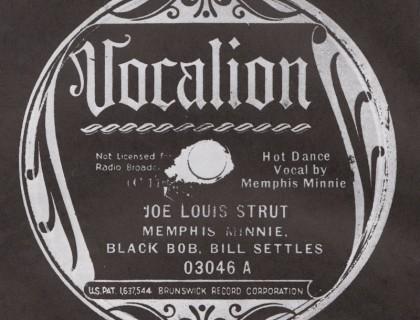 Joe Louis Strut