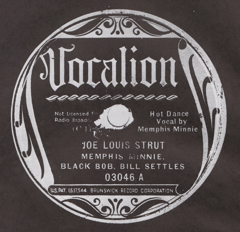 Joe Louis Strut