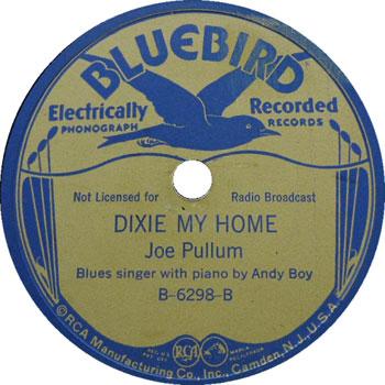 Dixie My Home