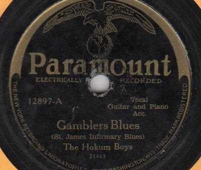 Gamblers Blues